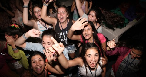 Fiesta Reencuentro Disney julio 2014