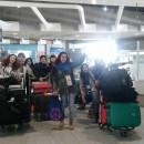¡Good bye, Dublin!