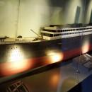 En el museo del Titanic
