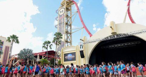 #8 Universal Studios