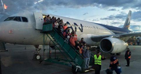 El regreso tan esperado: Horario de vuelos