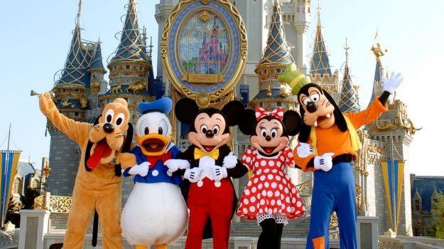 ¡¡¡Bienvenido grupo Disney 2018!!!