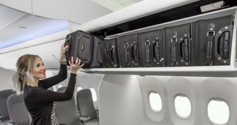 Las aerolíneas reducirán el tamaño de las valijas de mano dentro del avión