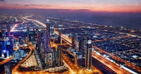CHINA, HONG KONG Y DUBÁI