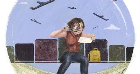 Cuidado: no tomar un vuelo te puede arruinar el viaje