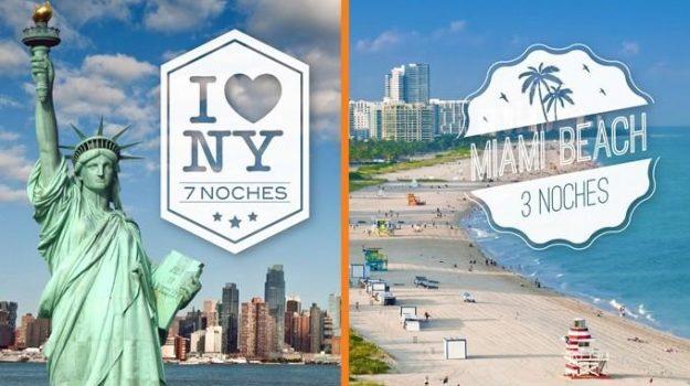 NUEVA YORK & MIAMI