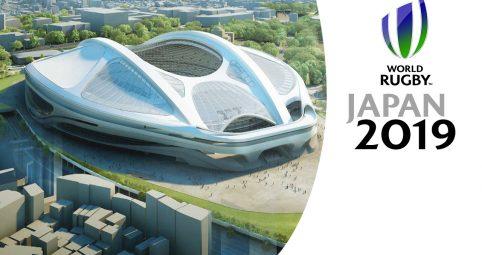 MUNDIAL RUGBY - JAPÓN 2019