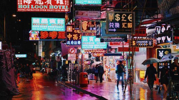 CHINA, HONG KONG Y DUBAI