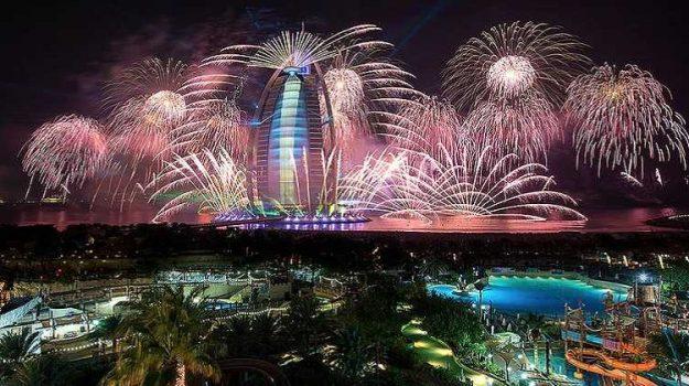 AÑO NUEVO EN DUBAI