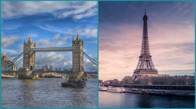 SOÑÁ EUROPA | LONDRES & PARÍS